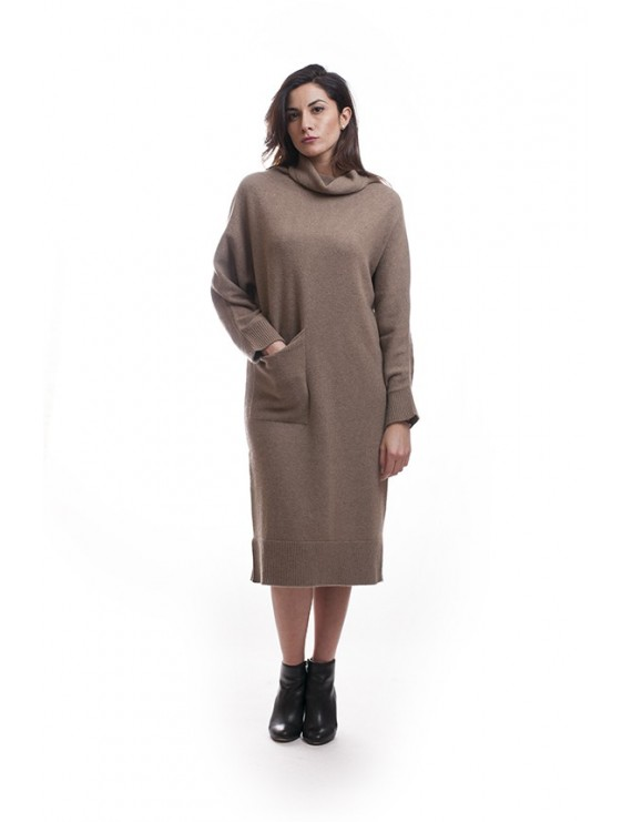 timeless design 13a33 13981 Maxi pullover with pockets