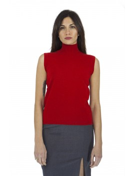 Canotta in Cashmere Twin-set