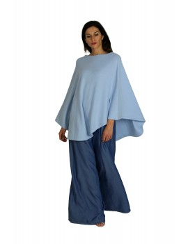 Rounded edge Poncho