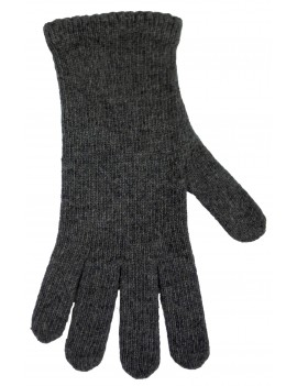 Simple glove in Cashmere