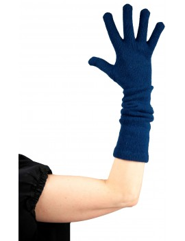 Long glove in Cashmere