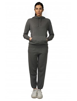 Jumpsuit in pure Cashmere